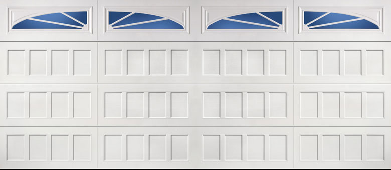 Oak Summit 1000 16u0027 x7u0027 Recessed Panel Non-insulated Decra-Trim Window INSTALLED  sc 1 st  Top Garage Door & Oak Summit 1000 16u0027 x7u0027 Recessed Panel Non-insulated Decra-Trim ... pezcame.com