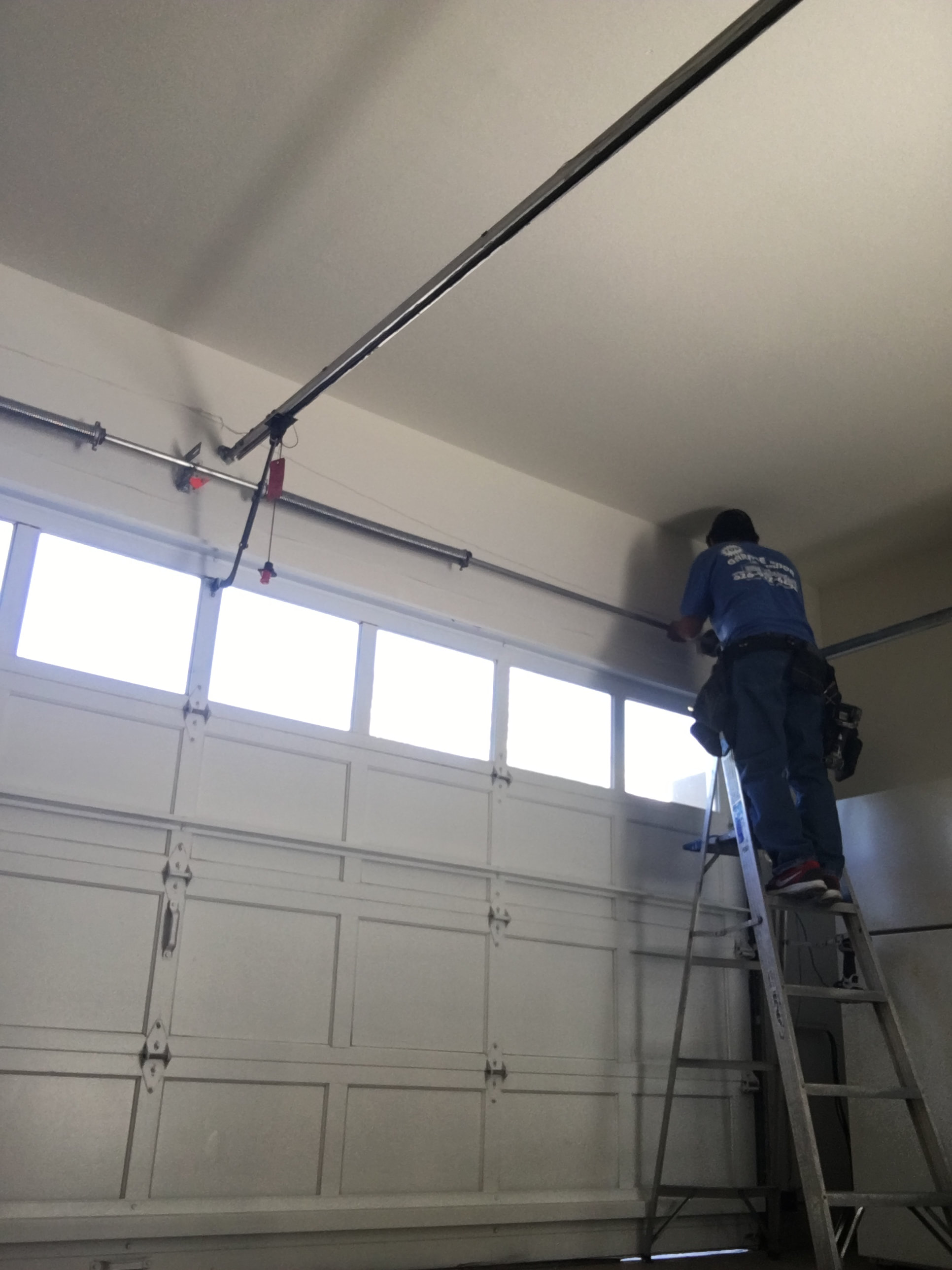 Torsion Springs Replacement For Wooden Sectional Door